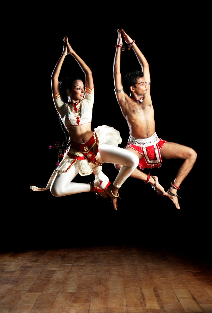 Leaping for Joy: Thaji Dias and Kushan Malinda